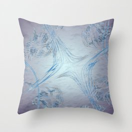 The Mirrow Throw Pillow