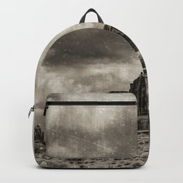Moab Retro Panorama Backpack