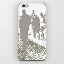 People iPhone Skin