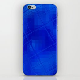 Re-Created Twisted SQ XLV by Robert S. Lee iPhone Skin