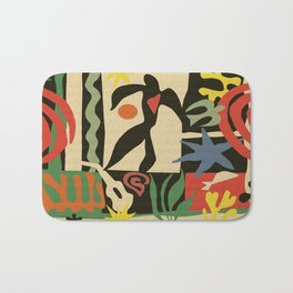 Inspired to Matisse (vintage) Bath Mat