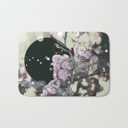 Birth and Death, Day and Night Bath Mat