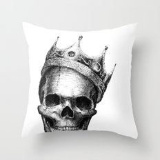 The Notorious B.I.G. Throw Pillow