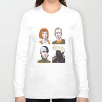 fifth element Long Sleeve T-shirts featuring Fifth Element by enerjax