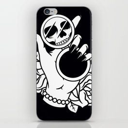 Dead on The Inside iPhone Skin