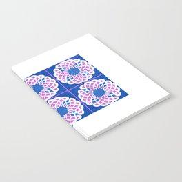 Blue knot Notebook