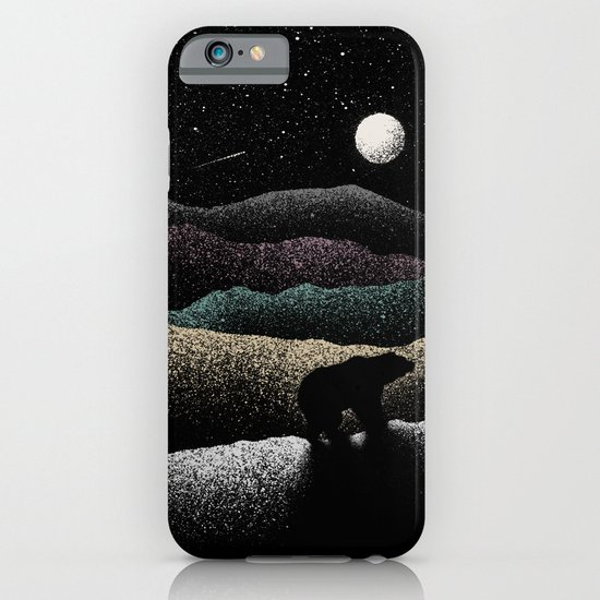 Wandering Bear iPhone & iPod Case