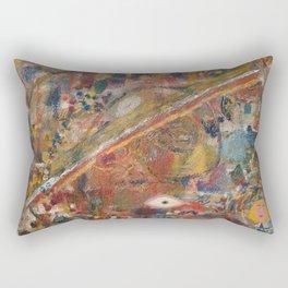 Abstract Dream Rectangular Pillow