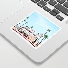 Long Beach Sticker