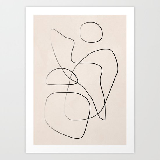 Abstract Line I by flowline