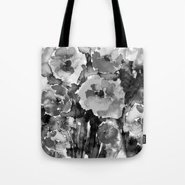 Floral Enchantment No.17D by Kathy Morton Stanion Tote Bag