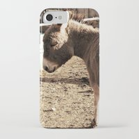 eeyore iPhone & iPod Cases featuring Eeyore by Amber Heagerty