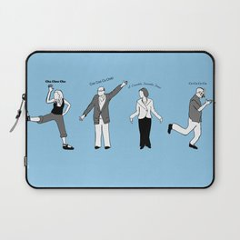 Chicken Dance The Night Alway  Laptop Sleeve