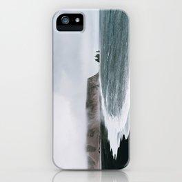 Coast / Iceland iPhone Case