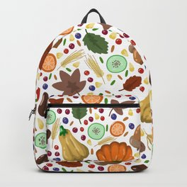 Thanksgiving #6 Backpack