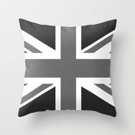 Union Jack Flag - 3:5 Scale Throw Pillow