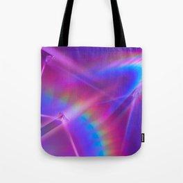 Babe Rainbow Tote Bag