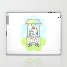 Unicorn Ice Cream Laptop & iPad Skin