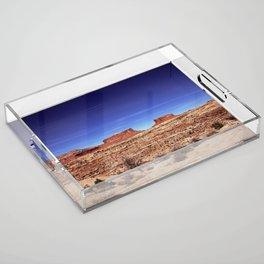 Moab Acrylic Tray