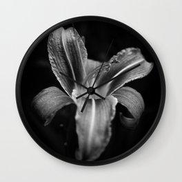 Lily 01 Wall Clock