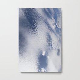 Clouds-160928-438 Metal Print