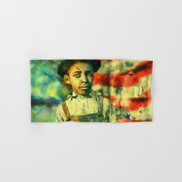Face of Greatness Hand & Bath Towel