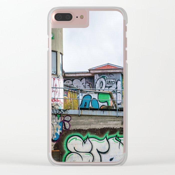 Urban Assault Clear iPhone Case