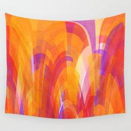 Bright Sunny Days Wall Tapestry