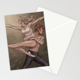 ChloNath - Conquest of Spaces Stationery Cards