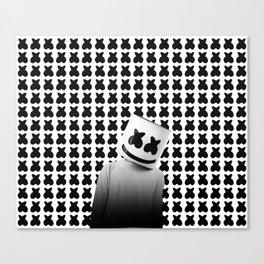 Marshmello Canvas Print