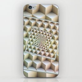 Turning Into Infinity iPhone Skin