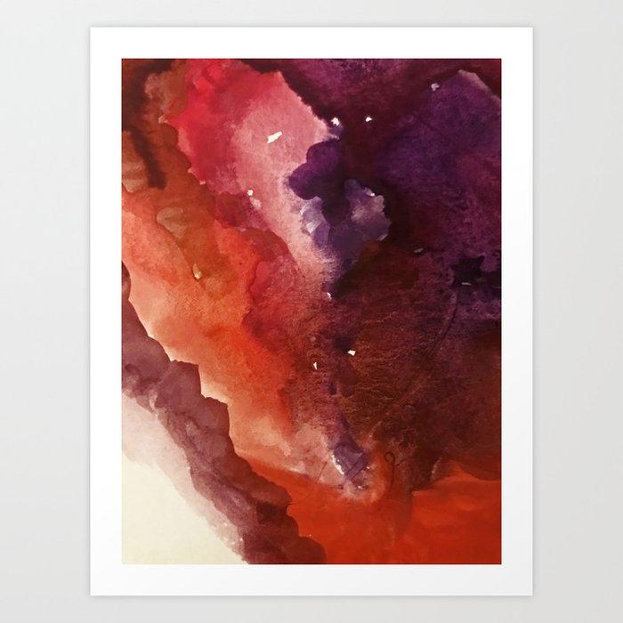 Star Light Abstract Art