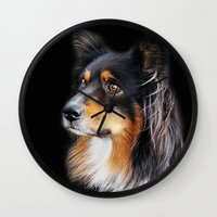 lucy Wall Clocks featuring lucy by ensemble creative