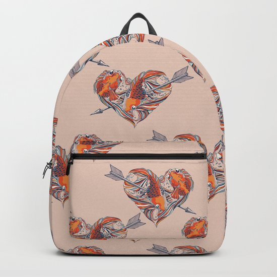 Form of Love Backpack