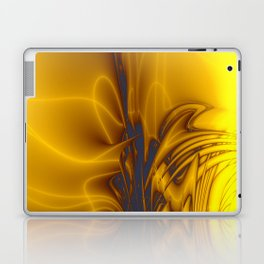 Fractal Portal Laptop & iPad Skin
