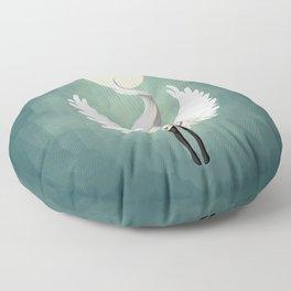 Angel 2 Floor Pillow
