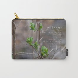 Destiny-inspirational Carry-All Pouch