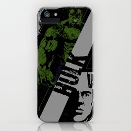 -НULK- iPhone Case