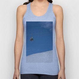 Chairlift Exchange Unisex Tank Top