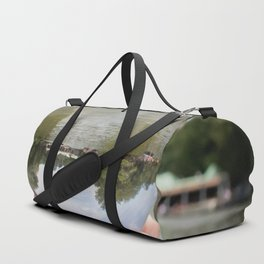 Lens Ball- Boathouse Duffle Bag