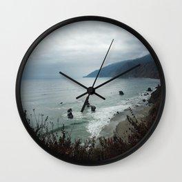 Kirk Creek Wall Clock