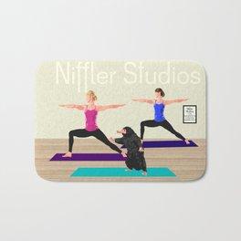 Niffler Yoga Studio Bath Mat