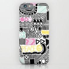 At Peace  Slim Case iPhone 6s