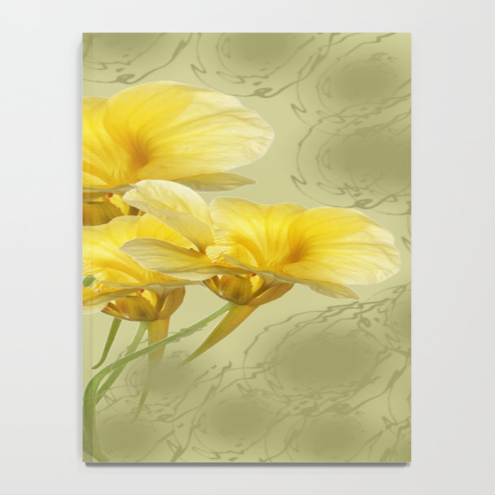 Summer Day Floral Notebook