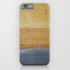 Shark infested breadboard iPhone 6s Slim Case