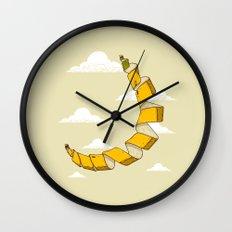 Peel Wall Clock