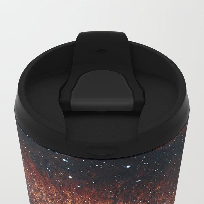 Eye of the Universe Metal Travel Mug