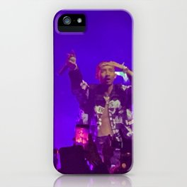Icon Living - Jaden Smith Concert iPhone Case