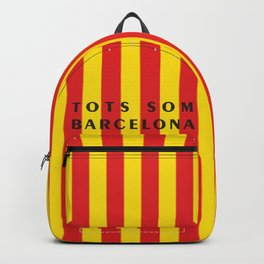 Tots Som Barcelona Backpack