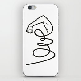 Love Is The Power iPhone Skin